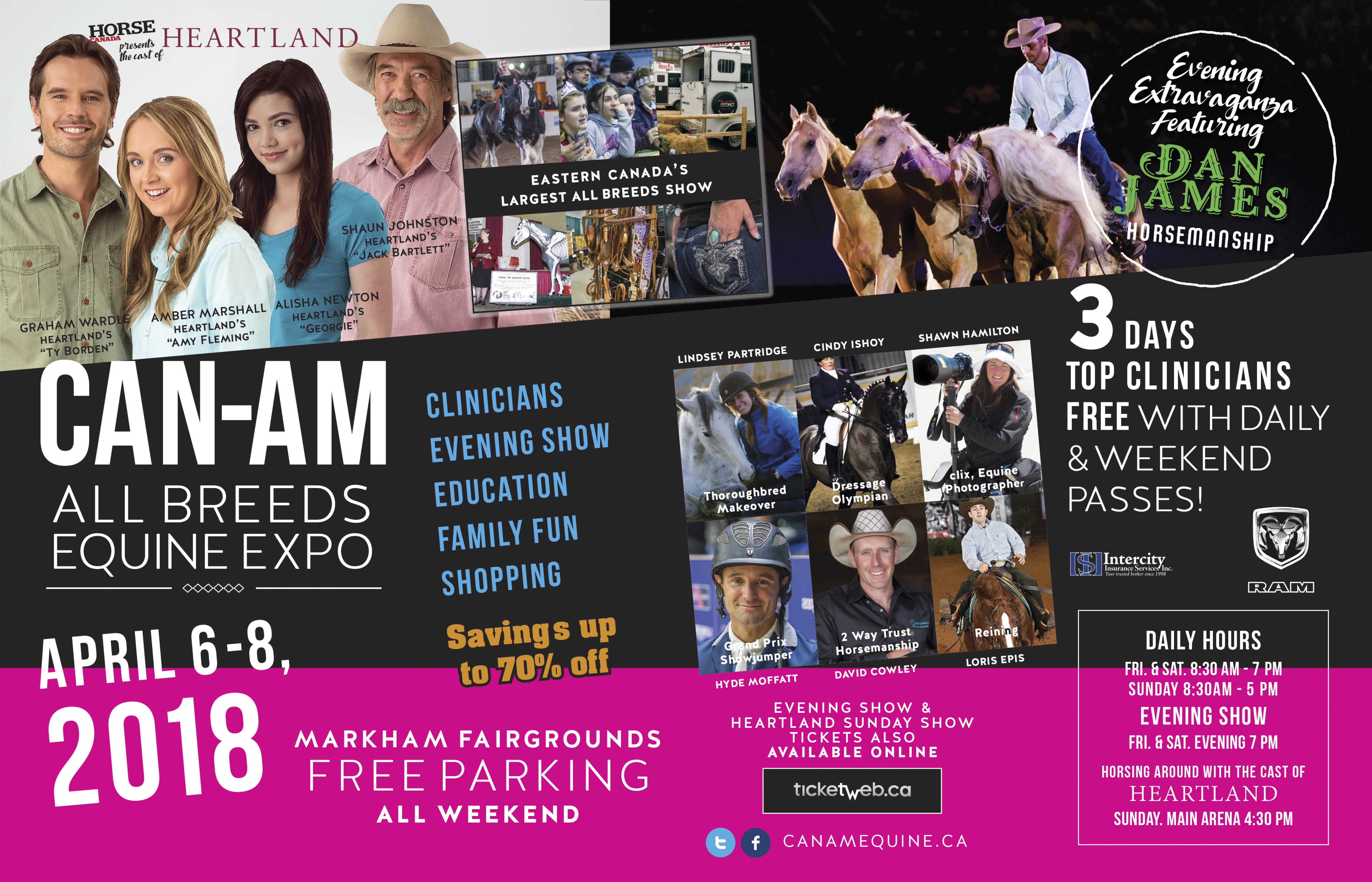 Can-Am Equine Expo