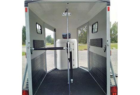 Portax-K stall