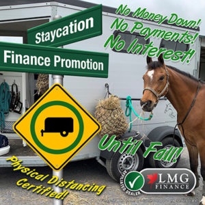 Staycation Finance Promotion Physical Distancing
